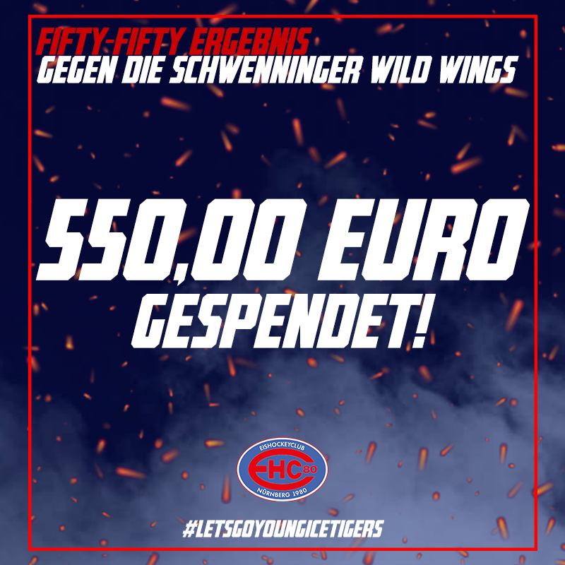 Fifty-Fifty gespendet